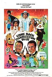 Come Back Charleston Blue Poster
