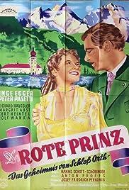 Der rote Prinz Poster