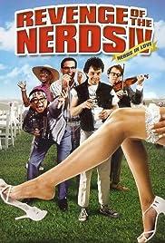 Revenge of the Nerds IV: Nerds in Love(1994) Poster - Movie Forum, Cast, Reviews