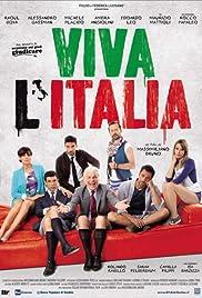 Viva l'Italia Poster