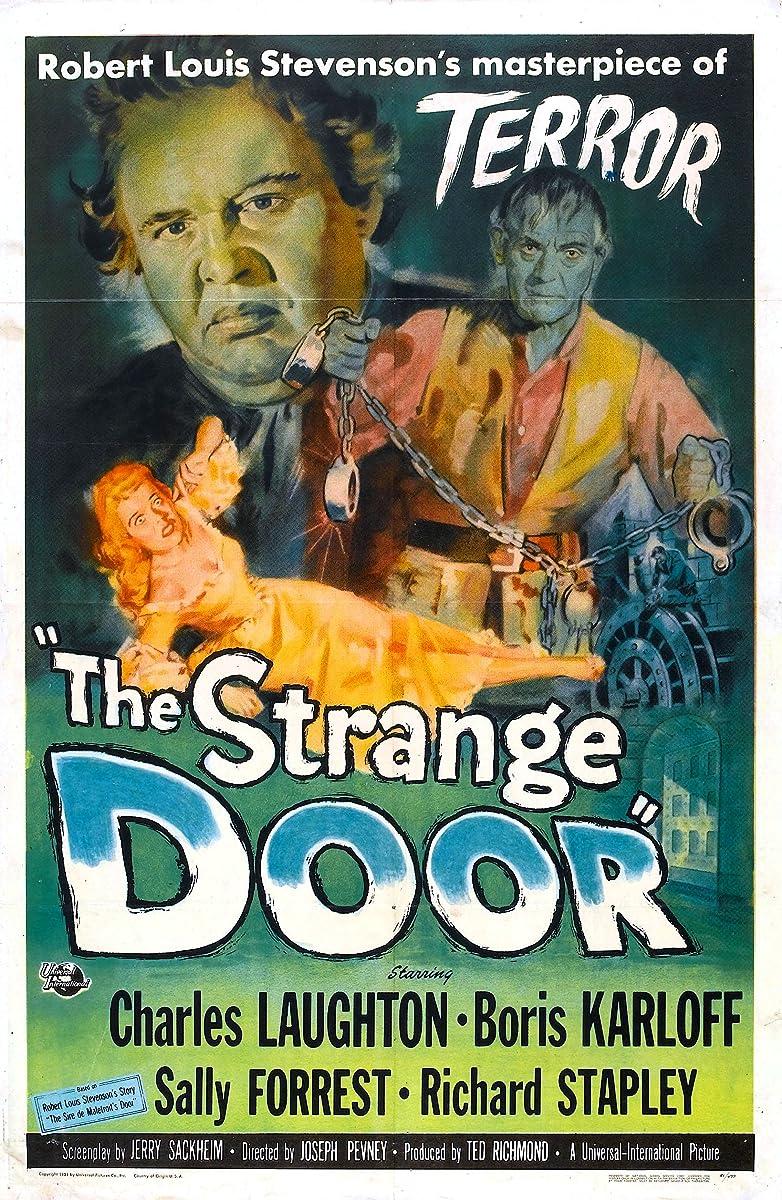 sc 1 st  IMDb & The Strange Door (1951) - IMDb
