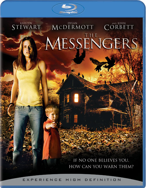 The Messengers (2007) Movie poster