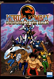 Mortal Kombat: Defenders of the Realm Poster