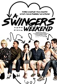 A Swingers Weekend Poster