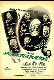 And Then There Were None Poster
