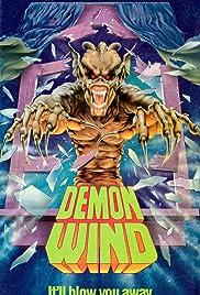 Demon Wind(1990) Poster - Movie Forum, Cast, Reviews