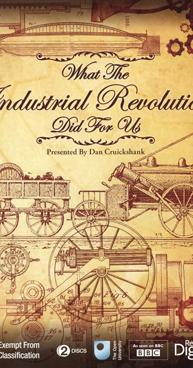 industrial revolution how did the film After the first appearance of industrialization in britain, many other nations joined in the industrial revolution in the 19th century the industrial.
