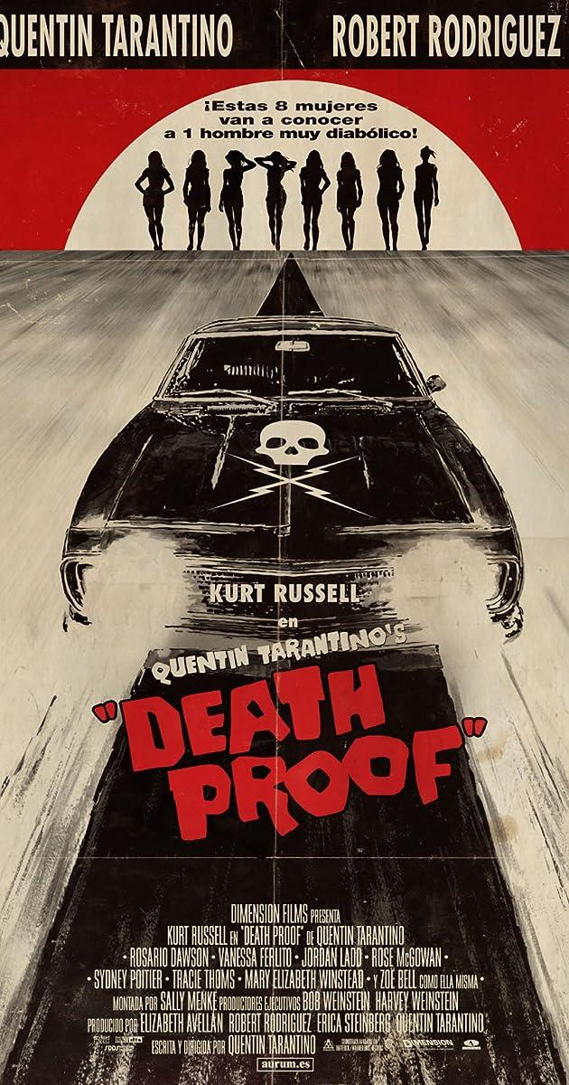Death Proof Imdb