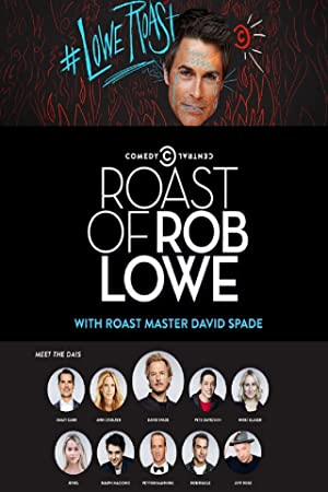 Comedy Central Roast Of Rob Lowe full movie streaming