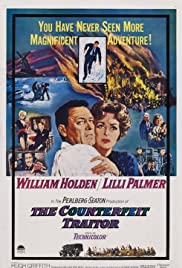 The Counterfeit Traitor (1962) Poster - Movie Forum, Cast, Reviews