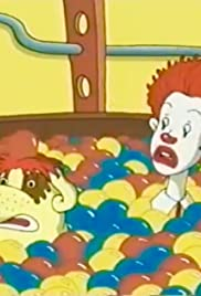 The Wacky Adventures of Ronald McDonald: Scared Silly Poster