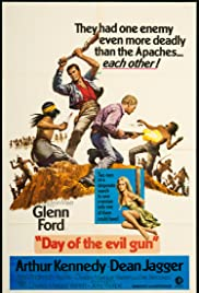 Day of the Evil Gun (1968) Poster - Movie Forum, Cast, Reviews