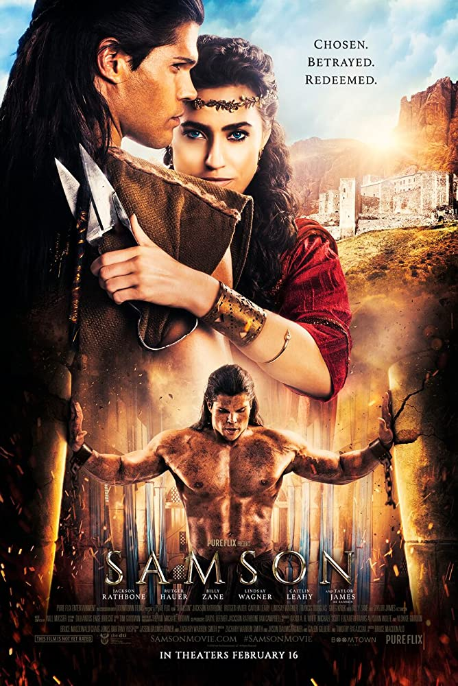 Samson 2018 English HD Movie 980MB