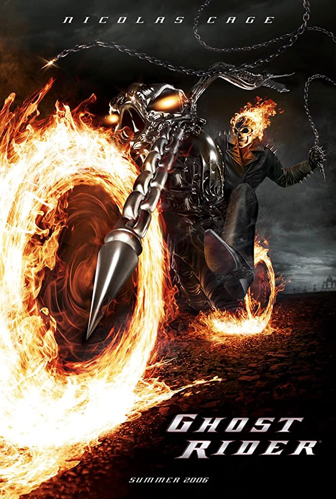 Ghost Rider 2007 ExTended 720p BRRip Dual Audio Watch Online Free Download At movies365.in