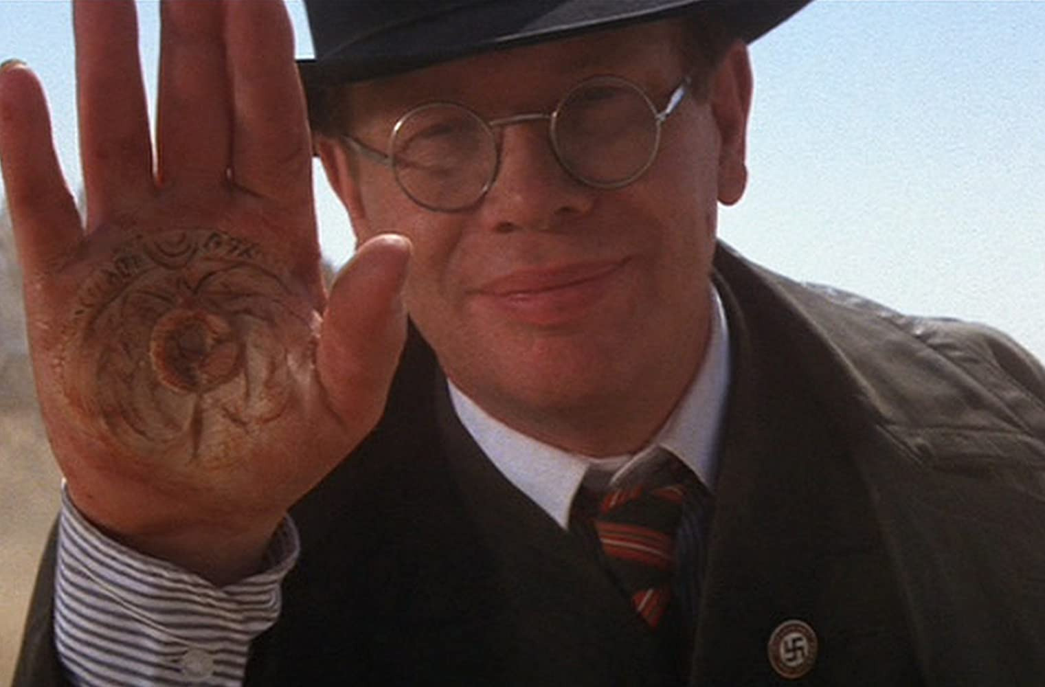 Ronald Lacey in Raiders of the Lost Ark (1981)