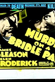 Murder on a Bridle Path Poster