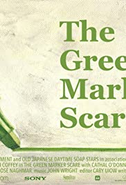 The Green Marker Scare Poster