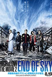 Nonton Film High & Low The Movie 2: End of Sky (2017)