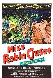 Miss Robin Crusoe(1954) Poster - Movie Forum, Cast, Reviews