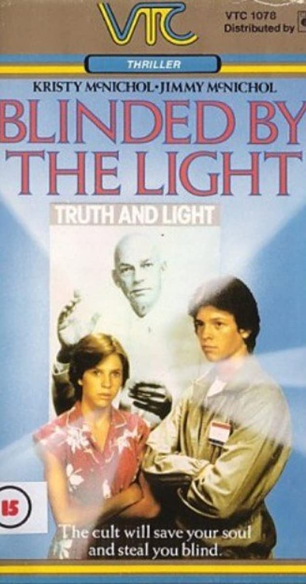 Blinded By The Light Tv Movie 1980 Imdb