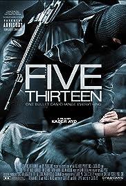 Five Thirteen Poster