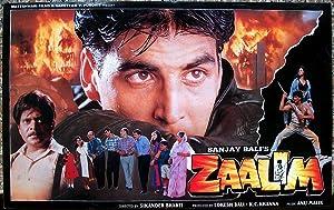 Akshay Kumar Zaalim Movie