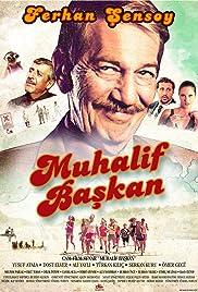 Muhalif baskan Poster