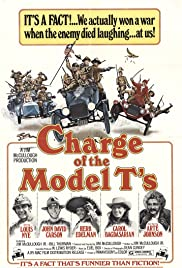 Charge of the Model T's Poster