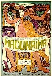 Macunaima Poster
