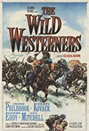 The Wild Westerners Poster