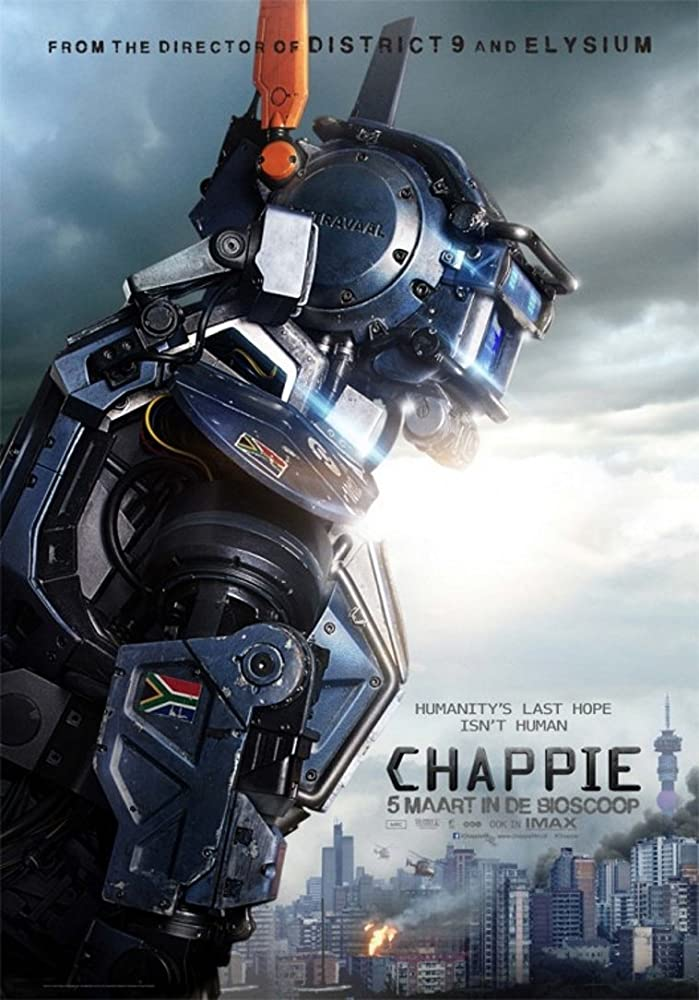 Chappie (2015) Hindi Dubbed Movie