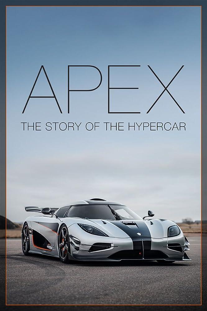 فيلم Apex The Story of the Hypercar 2016 مترجم