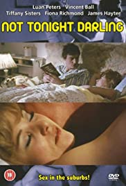Not Tonight, Darling Poster