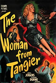 The Woman from Tangier Poster