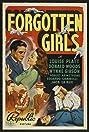 Forgotten Girls (1940) Poster