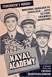 Naval Academy Poster