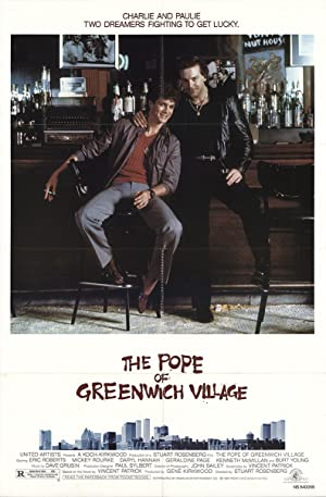 Permalink to Movie The Pope of Greenwich Village (1984)