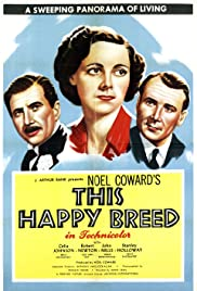 This Happy Breed Poster