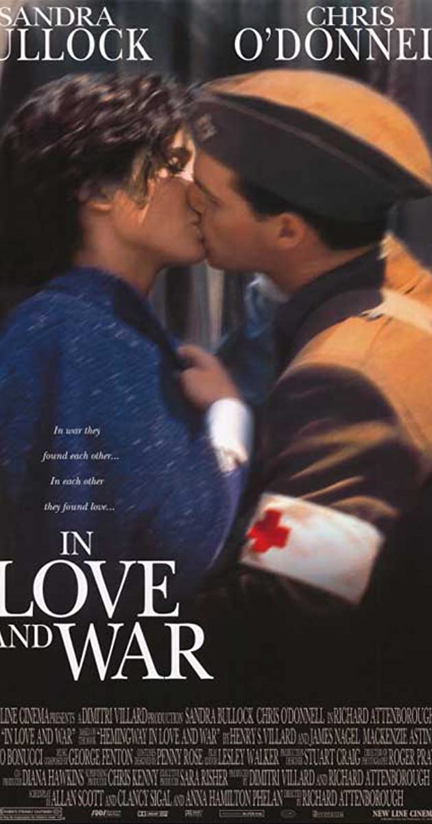 Lyric love is very patient very kind lyrics : In Love and War (1996) - IMDb