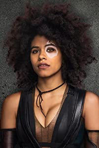 "Zazie Beetz, perhaps best known for her role as Vanessa in Donald Glover's ""Atlanta"" plays Domino in 'Deadpool 2.' What other roles has she played over the years?"