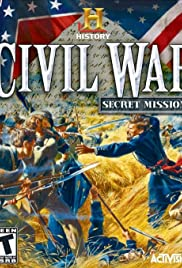 History Civil War: Secret Missions Poster