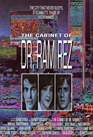 The Cabinet of Dr. Ramirez Poster