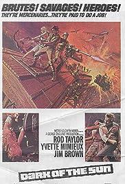 Dark of the Sun(1968) Poster - Movie Forum, Cast, Reviews