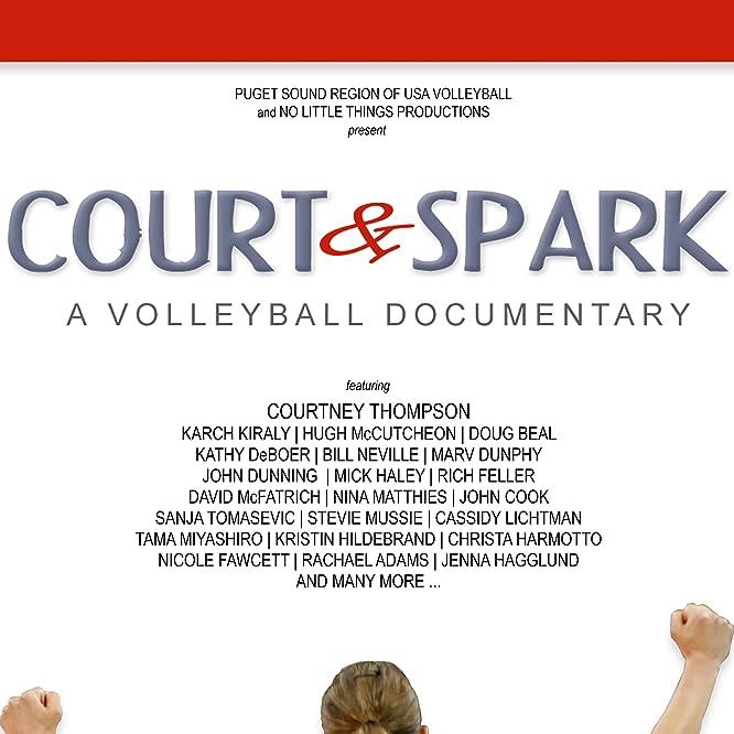 Courtney Thompson in Court & Spark (2013)