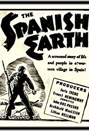 The Spanish Earth Poster