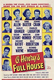 O. Henry's Full House (1952) Poster - Movie Forum, Cast, Reviews