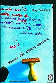 Le service des affaires classées Poster