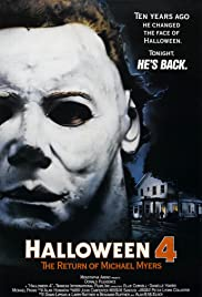 halloween 4 the return of michael myers poster - Show Me Halloween Pictures
