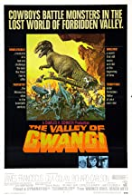 Primary image for The Valley of Gwangi