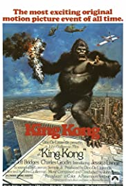 King Kong(1976) Poster - Movie Forum, Cast, Reviews